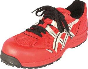 【アシックス】アシックス ウィンジョブ33L レッドXシルバー 30.0cm FIS33L.239330.0[アシックス 作業靴環境安全用品安全靴・作業靴プロテクティブスニーカー]【TN】【TC】