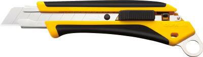 【OLFA】OLFA ゼロハイパーAL型(オートロック) 219B[OLFA カッター作業用品ハサミ・カッター・板金用工具カッターナイフ]【TN】【TC】