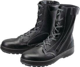 【シモン】シモン 安全靴 長編上靴 WS33黒C付 26.0cm WS33C26.0[シモン 靴環境安全用品安全靴・作業靴安全靴]【D】