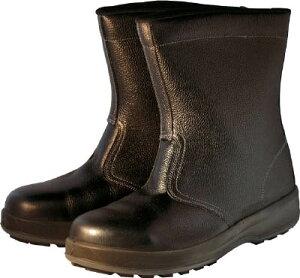 【シモン】シモン 安全靴 半長靴 WS44黒 25.0cm WS44BK25.0[シモン 靴環境安全用品安全靴・作業靴安全靴]【D】