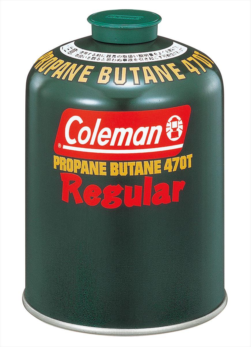 Coleman(コールマン)純正LPガス[Tタイプ]470g 5103A470T[LPG 燃料 ランタン キャンプ ストーブ]【TC】