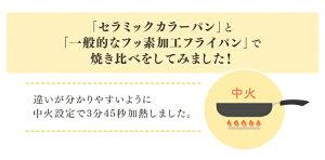 セラミックカラーパン13点セットH-CC-SE13ピンクオレンジレッドブラウンIH対応ガス対応フライパン13点セラミック調理器具鍋フライパン取っ手取っ手が取れるIHオーブン対応送料無料【予約】