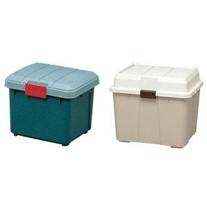 コンテナボックス 蓋付きおしゃれ 収納ボックス RVBOX 400 アイリスオーヤマ 屋外収納 収納ケース 工具収納 工具ケース 工具箱 頑丈 釣り 海 レジャー キャンプ 丸洗い可能 洗える ベランダ イ