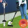 芝刈り機刈払機芝刈機庭雑草防虫緑除草草刈り機草刈機充電式グラストリマー18VJGT230アイリスオーヤマ