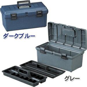 ハードケース 500 グレー ハードケース バックルボックス RVBOX RVボックス コンテナボックス ツールボックス ガーデニング カートランク 収納ボックス 工具箱 工具ケース フタ付き 取っ手 ア