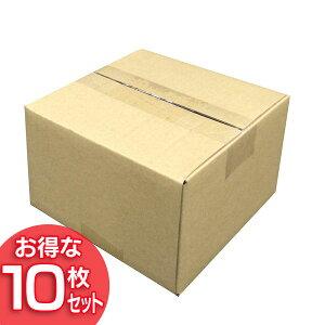 【10枚セット】ダンボール M-DB-40A アイリスオーヤマ【60サイズ 容量2.5L 幅約17×奥行約17×高さ約11cm 宅配サイズ60 段ボール ダンボール 引越し 引っ越し 荷造り 荷物 梱包 梱包材 大量 書類 家庭