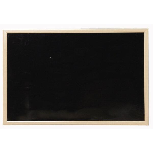 ウッドブラックボード NBM-69 幅90×高さ60cm 送料無料 アイリスオーヤマ 黒板 無地 ウッドボード メニューボード カフェボード ウェルカムボード カフェ お店 マグネット対応 磁石 壁掛け 家庭用 ミニサイズ 子供 900×600 90×60