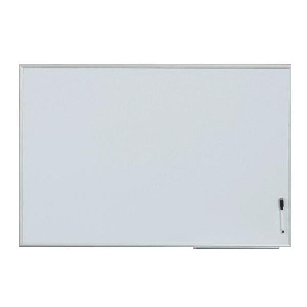 ホワイトボード アルミフレーム NWA-69 幅60×高さ90cm(縦横両用) 送料無料 アイリスオーヤマ 無地 カフェ お店 マグネット対応 磁石 壁掛け 家庭用 ミニサイズ 子供 壁掛け 軽量 ホワイトボード壁掛け アルミ枠 おしゃれ 予定表 900×600 600×900
