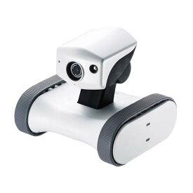 アボットライリー RB-RILEY送料無料 防犯 移動式 ペット 見守りカメラ 子ども 見回りカメラ 遠隔操作 スマホ オフィス サンワサプライ 【TD】 【代引不可】