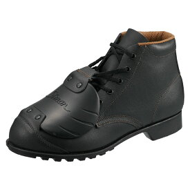 足甲プロテクター搭載 JIS規格安全編上靴 黒 FD22樹脂甲プロD-6送料無料 安全靴 作業靴 靴 編み上げ 中編上靴 作業用 作業用品 DIY 作業着 シモン 23.5cm・24.0cm・24.5cm・25.0cm・25.5cm・26.0cm・26.5cm・27.0cm・27.5cm・28.0cm【D】