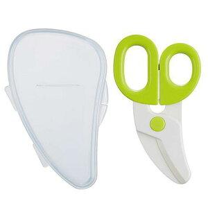 離乳食フードカッター グリーン BFC1ベビー 食器 はさみ ランチ 便利 食事 スケーター 【D】