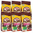 【6個セット】 チョコグラ 300g グラノーラ 穀物 子ども用 シリアル チョコ味 チャック付き Calbee 栄養 まとめ買い …