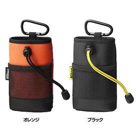 ソフトケース CS-NH47CS-NH47 ケース デジカメ 保護 ソフト Nikon メッシュ 旅行 海 キャンプ オレンジ ブラック【D】
