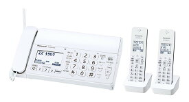 ■送料無料■Panasonic パナソニック KX-PD215DW-W デジタルコードレス普通紙FAX おたっくす 子機2台 相当品