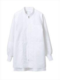 食品工場白衣 男女兼用 長袖 住商モンブラン 食品衛生管理システム MONTBLANC FOOD FACTORY RP8511