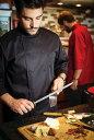 シェフワークス Chef Works コックコート モロッコ 男女兼用 七分袖 JLCL