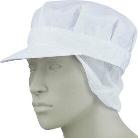 八角帽子たれ付 男女兼用 飲食店 ユニフォーム 厨房 調理 住商モンブラン MONTBLANC 9-806