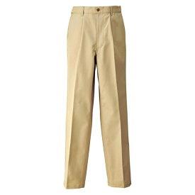 チノパン HS2602 パンツ メンズ ワンタック 帯電防止 ストレッチ 医療 看護 介護 スラックス アイトス AITOZ