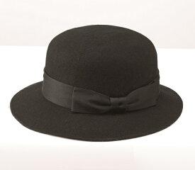 アンジョア 帽子 フェルト生地 OP109 オフィス 事務服 制服 en joie