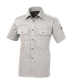 ジーベック XEBEC 春夏 1272 シャツ 半袖 メンズ レディース 3L