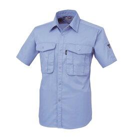 ジーベック XEBEC 春夏 1292 シャツ 半袖 メンズ レディース 3L