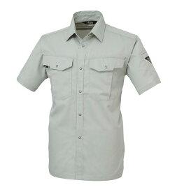 ジーベック XEBEC 春夏 1492 シャツ 半袖 メンズ レディース 3L