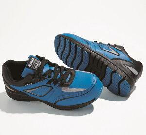 ジーベック プロスニーカー 85405 安全靴 おしゃれ メンズ セーフティーシューズ 軽い 曲げやすい 23.0-29.0cm XEBEC