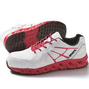 ジーベック プロスニーカー 85142 安全靴 おしゃれ 男女兼用 メンズ レディース 滑りにくい 蒸れない 22.0-30.0cm XEBEC
