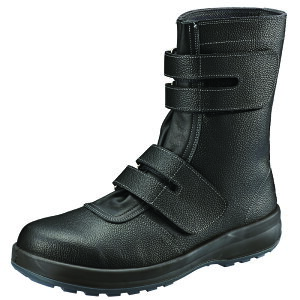 安全靴 SS38 黒 作業靴 シモン
