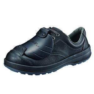 安全靴 SS11 黒 樹脂甲プロD-6 作業靴 シモン