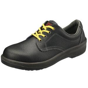 安全靴 7511 黒静電靴 作業靴 シモン