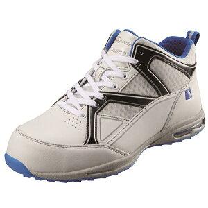 プロスニーカー JSAA A種 認定品 ワークグローブ1双プレゼント エアースペシャル4011白静電 軽作業用 HB-80 作業靴 手袋 シモン