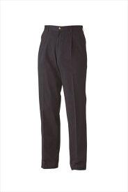 ジーベック XEBEC 12170 形態安定 チノツータックパンツ 通年 メンズ 男性 作業服 作業パンツ スラックス ズボン