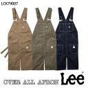 【Lee×ボンマックス】LCK79007 オーバーオールエプロン 胸当てエプロン S M L リー デニムエプロン おしゃれ 人気 男…