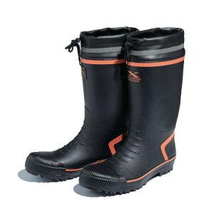 【XEBEC/ジーベック】85719 セフティ長靴 長靴 踏み抜き防止 災害用 現場靴 ムレにくい 反射 男女兼用 メンズ レディース
