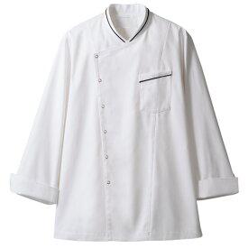 【クッキング・サービス】コックコート(男女兼用・長袖) 6-1061 住商モンブラン