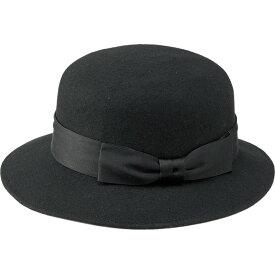 事務服 帽子 OP109 無地ブラック アンジョア en joie