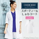 医療白衣 レディースシングルコート CH450 メディサフェイス チェロキー/フォーク【限定ショップ対象ポイント5倍】