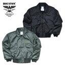 『HOUSTON/ヒューストン』5cw36p-nm NOMEX® CWU-36P / ノーメックス® CWU-36P -全2色-/フライトジャケット/FLIGHT JACKET/ラ…
