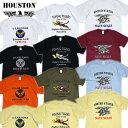 プリントTシャツ 2016 S/S『HOUSTON/ヒューストン』 21164_67_68 MILITARY S/S TEE / ミリタリー 半袖 Tシャツ -全3タイプ/各4色- 「ア…