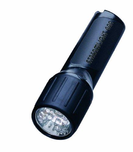 ストリームライト 68301 プロポリマー4AA 7LED (ブラック) 電池付