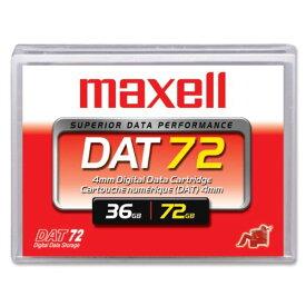 日立マクセル DDSデータカートリッジ(4mm幅) タイプDAT72 容量(36GB/圧縮時72GB) 1巻パック HS-4/170S XJ B