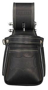 ニックス チェーン式最高級硬式グローブ革小物腰袋(ブラック) KGB-201VADX[un]