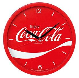 セイコー クロック 掛け時計 コカ・コーラ Coca-Cola アナログ 赤 AC601R SEIKO AC601R[un]
