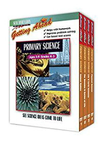 Getting Ahead: Primary Science [DVD] [Import][cb]