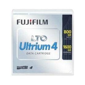 富士フイルム LTO データカートリッジ 800GB 5巻パック LTO FB UL-4 800G UX5[cb]