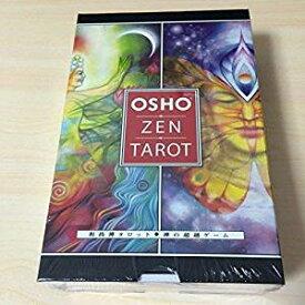 T0215 【あなたを導く禅の思想】Osho Zen Tarot 和尚禅タロット 日本語版[cb]