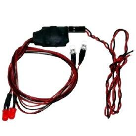 イーグル模型 SP LEDライトセット (ブルー&レッドLED 4灯) 2816[cb]