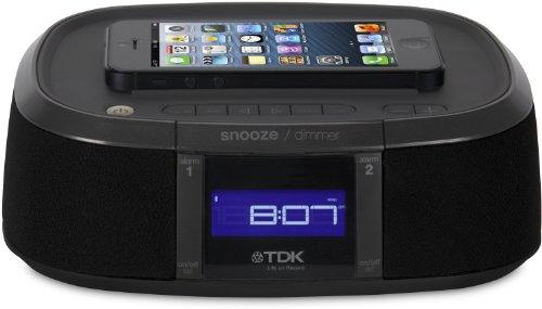 TDK LoR 目覚まし機能付き Bluetoothワイヤレス スピーカー TW453