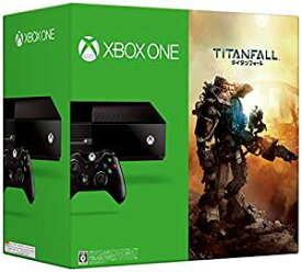 Xbox One 発売記念版 (タイタンフォール同梱) (5C7-00034)【メーカー生産終了】[cb]